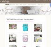 Tvorba internetového obchodu a design Adela Filipp