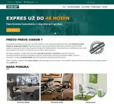 Tvorba web stránok a redesign Codum