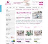 Tvorba web stránok a webdesign Gabonga
