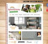 Tvorba internetového obchodu a design Spinkylinky