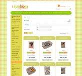 Tvorba internetového obchodu a design Symiosa